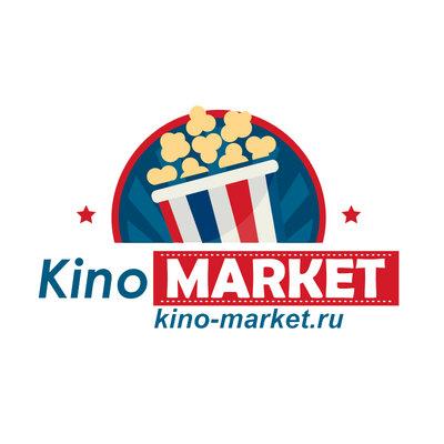 Логотип компании KinoMARKET