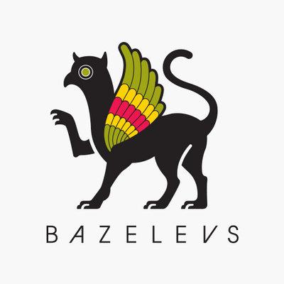 Логотип компании Bazelevs Distribution