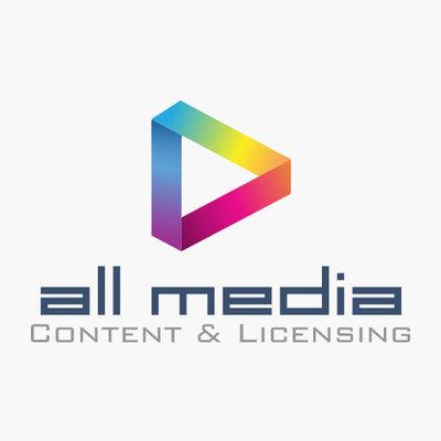 Логотип компании All Media